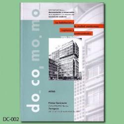 La habitación y la ciudad modernas: rupturas y continuidades 1925-1965