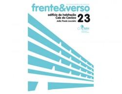 Frente&Verso 23 Edifício de Habitação Cais do Cavaco João Paulo Loureiro