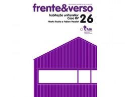 Frente&Verso 26 Habitação Unifamiliar Casa RV Marta Rocha e Fabien Vacelet