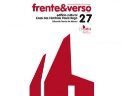 Frente&Verso 27 Edifício Cultural Casa das Histórias Paula Rego Eduardo Souto de Moura