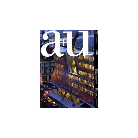 a+u 476 Sustainability and techology in New York