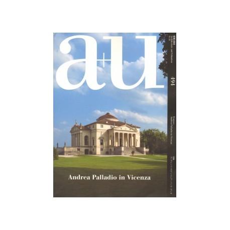 a+u 494 Andrea Palladio in Vicenza