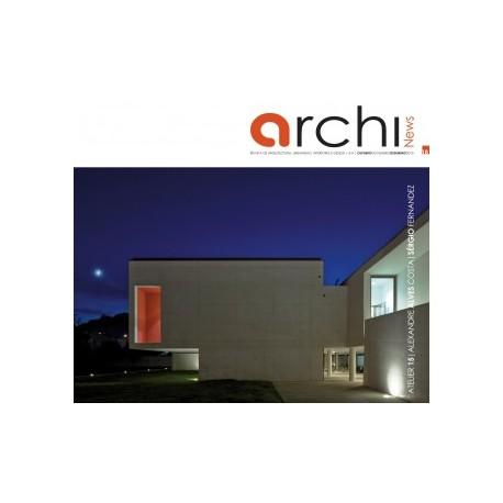 ArchiNews 18 Atelier 15 Alexandre Alves Costa Sérgio Fernandez