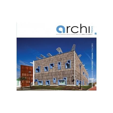 ArchiNews 19 Arquétipo Manuel Couceiro e Susana Couceiro