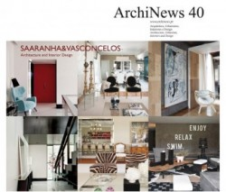 ArchiNews 40 Saaranha&Vasconcelos Architecture and Interior Design