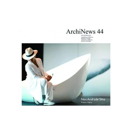 ArchiNews 44 Nini Andrade Silva Projetos/Projects