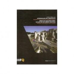 Arquia/documental 15 Enric Miralles. Aprendizajes del Arquitecto  Miralles Tagliabue EMBT Estado de las Obras