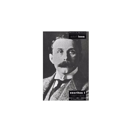 Biblioteca de Arquitectura adolf loos escritos I 1897-1909
