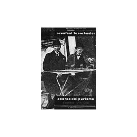 Biblioteca de Arquitectura Ozenfant / Le Corbusier Acerca del Purismo escritos 1918/1926