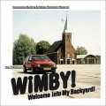 Wimby! welcome into my backyard!