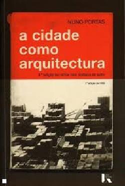 A cidade como arquitectura 4ª Ed fac-símile