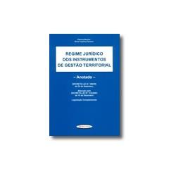 Regime juridico dos instrumentos de gestão territorial