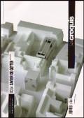 El Croquis 126 XDGA Xaveer de Geyter 1992 2005 construir en el espacio negativo