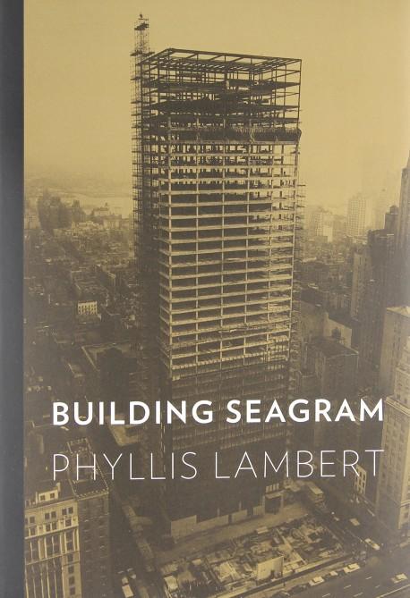 Building Seagram - Mies van der Rohe
