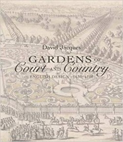 Gardens of Court and Country English Design 1630-1730