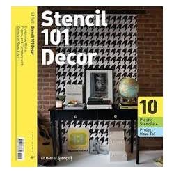 Stencil 101 Decor