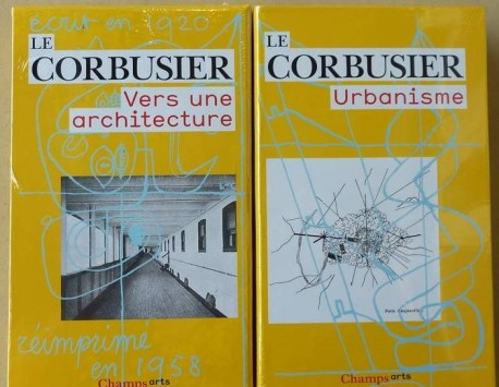 Le Corbusier - Urbanisme Vers une architecture   coffret
