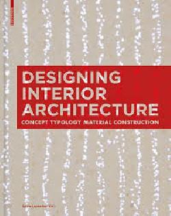 Designing interior design concept typology material construction