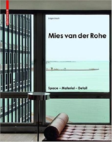 Mies van der Rohe Space-Material-Detail