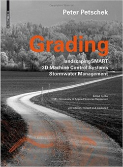 Grading Landscaping SMART 3D Machine Control Systems Stormwater management