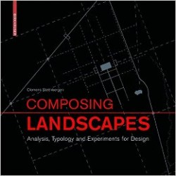 Composing Landscapes. Analysis, Typology and Experiments for Design