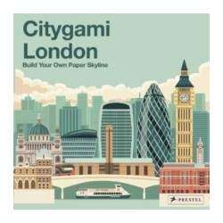 Citygami London - Build your own Paper Skyline