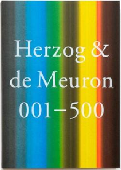 Herzog & de Meuron 001-500 Paperback Edition