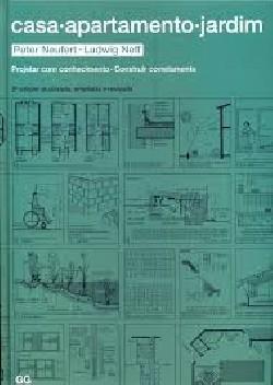 casa apartamento jardim projectar com conhecimento construir correctamente 2ª Ed