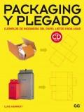 Packaging y plegado. ejemplos de ingeniería del papel listos para usar