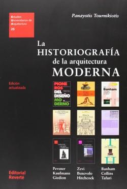 25 La Historiografia de la arquitectura moderna