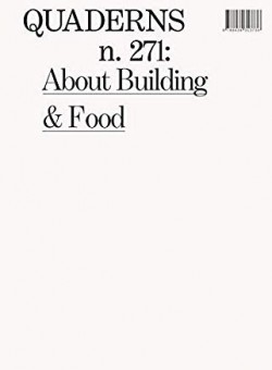 Quaderns n.271: About Buildings & Food