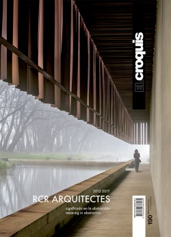 El Croquis 190 RCR Arquitectes 2012 2017 Significado en la abstracción Meaning in abstraction