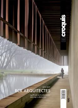 El Croquis 190 RCR Arquitectes 2012 2017 Significado en la abstracción Meaning in abstraction