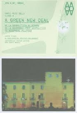 A green new deal. From Geopolitics to biosphere politics
