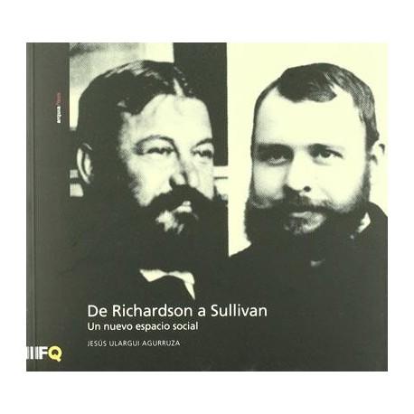 Arquia/tesis 23 De Richardson a Sullivan - un nuevo espacio social