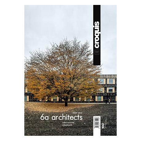 El Croquis 192 6a architects 2009 2017
