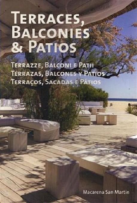 Terraces, Balconies & Patios terraços sacadas e pátios varandas terrazas balcones y patios