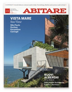 Abitare 576 July-August 2018
