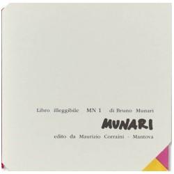 Libro Illeggibile MN 1