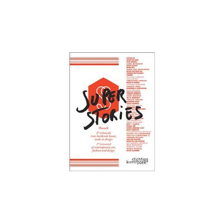 super stories catálogo 2nd triennial contemporary art fashion design