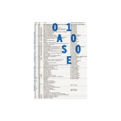OASE 100 The Architecture of the Journal