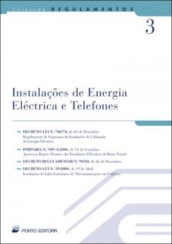 Instalações de Energia Eléctrica e Telefones