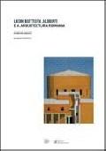 Leon Battista Alberti e a arquitectura Romana  4 opera omnia sic