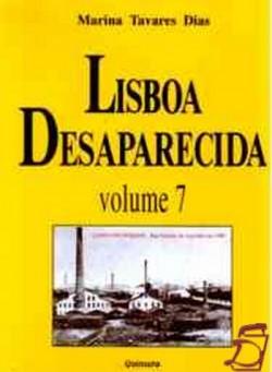 Lisboa Desaparecida Volume 7