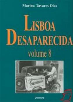 Lisboa Desaparecida Volume 8