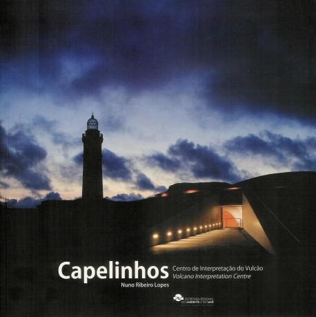 Capelinhos Centro de interpretação do vulcão