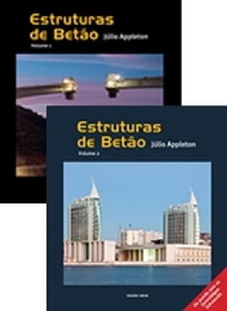 Estruturas de Betão  2 Vols