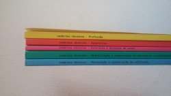 Cadernos Técnicos  5 Vols