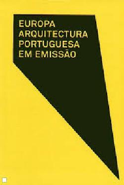 Europa Arquitectura Portuguesa em Emissão 7ª bienal de São Paulo