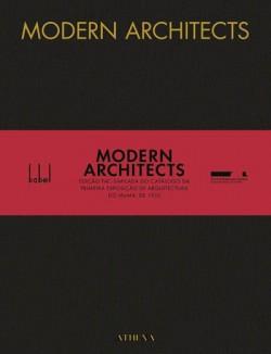 Modern Architects Edição Fac-similada do Catálogo da primeira Exposição de Arquitectura do MoMA